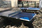 Draußen Tischtennisplatte 1