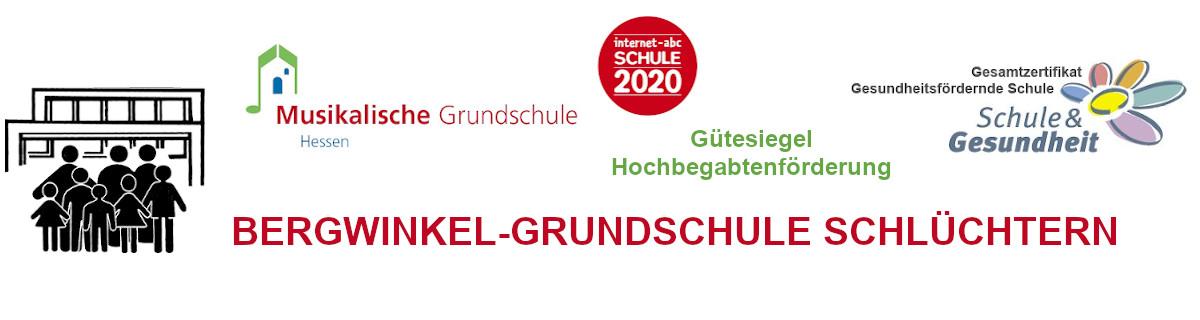 Logo for Bergwinkel-Grundschule Schlüchtern